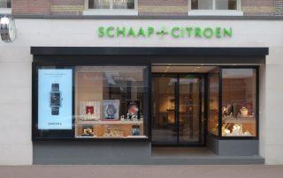 Schaap en Citroen Amsterdam