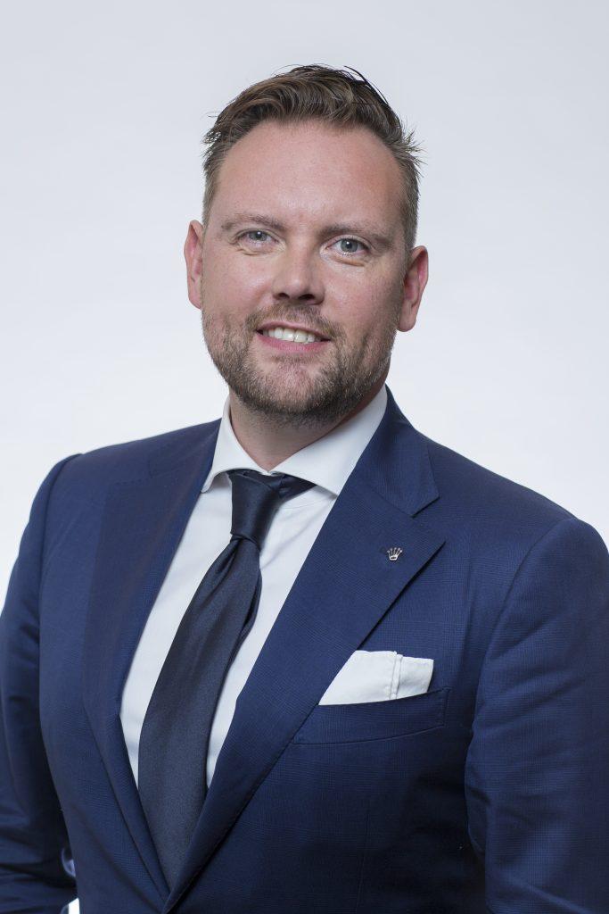 Store Director Rolex boutique en Patek Philippe Espace